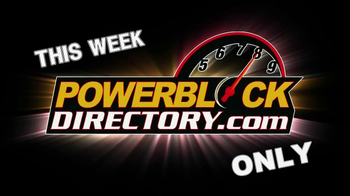PowerBlock Directory TV Spot, 'Lowest Prices: Cylinder Heads' - Thumbnail 1