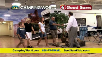 Camping World TV Spot, 'Next Adventure' - Thumbnail 8