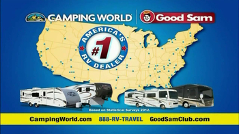 Camping World TV Spot, 'Next Adventure' - Thumbnail 3
