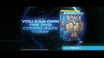 Space Warriors Blu-Ray & DVD TV Spot - Thumbnail 8