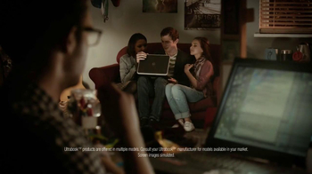 Intel Ultrabook Convertible TV Spot, 'To Whom the Bell Tolls' - Thumbnail 2