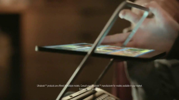 Intel Ultrabook Convertible TV Spot, 'To Whom the Bell Tolls' - Thumbnail 3