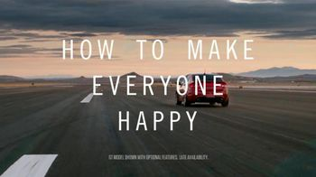 Dodge Dart TV Spot, 'How to Make Everyone Happy' - 149 commercial airings