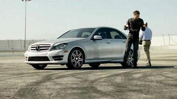 2014 Mercedes-Benz E350 Sport TV Spot, 'Heat on the Track' - Thumbnail 8