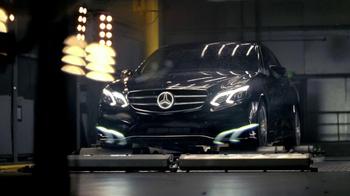 2014 Mercedes-Benz E350 Sport TV Spot, 'Heat on the Track' - Thumbnail 5