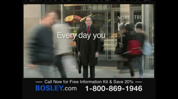 Bosley TV Spot, 'Choice' - Thumbnail 9