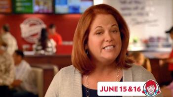 Wendy's TV Spot, 'Dave Thomas Foundation for Adoption' - Thumbnail 6