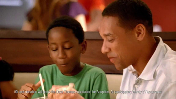 Wendy's TV Spot, 'Dave Thomas Foundation for Adoption' - Thumbnail 8