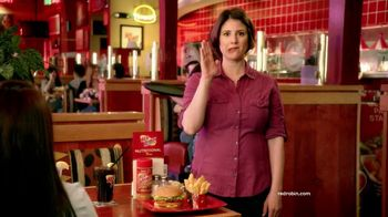 Red Robin Burgers TV Spot, 'Teenage Daughter' - 249 commercial airings