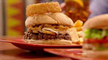 Red Robin Burgers TV Spot, 'Teenage Daughter' - Thumbnail 2