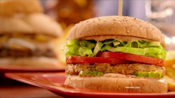Red Robin Burgers TV Spot, 'Teenage Daughter' - Thumbnail 3