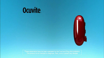 Ocuvite TV Spot, 'Would You Take It?' - Thumbnail 7
