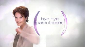 Juvéderm XC TV Spot, 'Parentheses: Not on Your Face' - Thumbnail 2