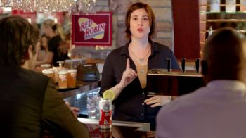 Red Robin Beer Can Cocktail TV Spot, 'Boss' - 354 commercial airings