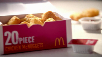 McDonald's 20-piece McNuggets TV Spot, 'Ms. Right 2013' - Thumbnail 9