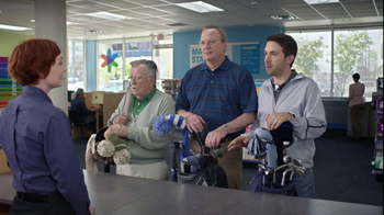 FedEx Office TV Spot, 'Family Golf Trip'