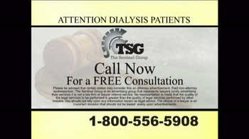 The Sentinel Group TV Spot, 'Dialysis Patients' - Thumbnail 8