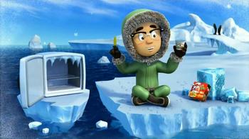 Trix Yogurt Frozen Ring Sticks TV Spot, 'It Goes On Your Finger!' - Thumbnail 1