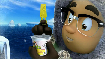 Trix Yogurt Frozen Ring Sticks TV Spot, 'It Goes On Your Finger!' - Thumbnail 2