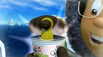 Trix Yogurt Frozen Ring Sticks TV Spot, 'It Goes On Your Finger!' - Thumbnail 3