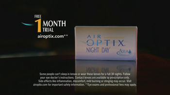 Air Optix Night and Day TV Spot, 'Your Business' - Thumbnail 7