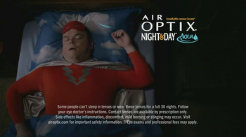 Air Optix Night and Day TV Spot, 'Your Business' - Thumbnail 4