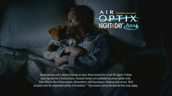 Air Optix Night and Day TV Spot, 'Your Business' - Thumbnail 6