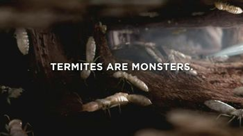 Terminix TV Spot, 'Termites Are Monsters'
