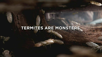 Terminix TV Spot, 'Termites Are Monsters'