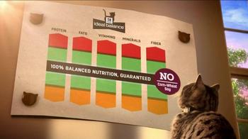 Hill's Ideal Balance TV Spot, 'Natural Ingredients' - Thumbnail 9