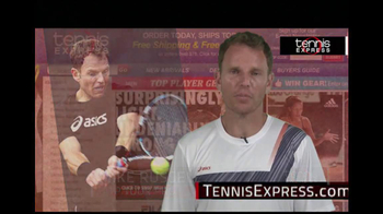 Tennis Express TV Spot, 'Game On' Featuring Mike Russell - Thumbnail 3