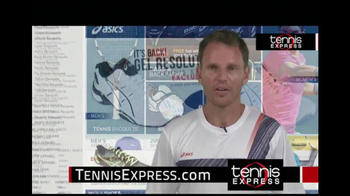 Tennis Express TV Spot, 'Game On' Featuring Mike Russell - Thumbnail 7