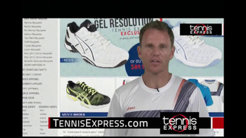 Tennis Express TV Spot, 'Game On' Featuring Mike Russell - Thumbnail 8