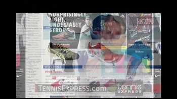 Tennis Express TV Spot, 'Game On' Featuring Mike Russell - Thumbnail 9