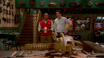 ACE Hardware TV Spot, 'Craftsman Chainsaw Carving' - Thumbnail 4