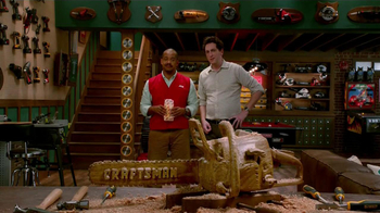 ACE Hardware TV Spot, 'Craftsman Chainsaw Carving' - Thumbnail 5