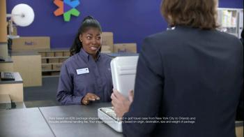 FedEx Ground TV Spot, 'Briefcase' - Thumbnail 4
