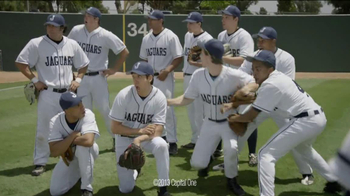 Capital One TV Spot, 'Baseball Banter: Big Speech' - Thumbnail 10