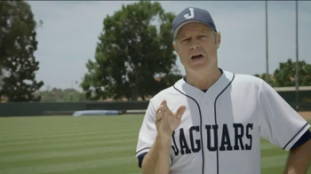 Capital One TV Spot, 'Baseball Banter: Big Speech'