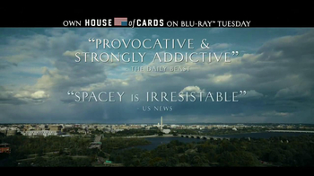 House of Cards: The Complete First Season Blu-ray TV Spot - Thumbnail 2