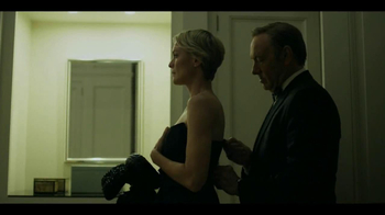 House of Cards: The Complete First Season Blu-ray TV Spot - Thumbnail 3