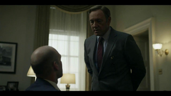 House of Cards: The Complete First Season Blu-ray TV Spot - Thumbnail 5