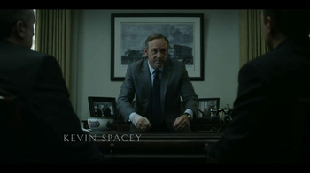 House of Cards: The Complete First Season Blu-ray TV Spot - Thumbnail 7