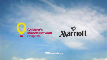 Children's Miracle Network Hospitals TV Spot, 'Marriott' - Thumbnail 10