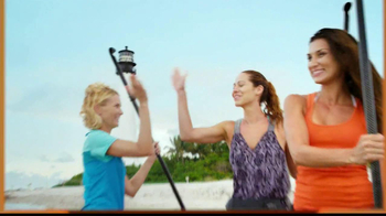 One A Day Women's Pro Edge TV Spot, 'Beach' - Thumbnail 9