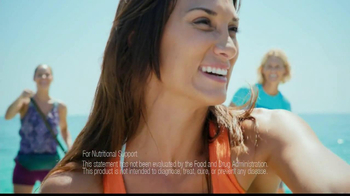 One A Day Women's Pro Edge TV Spot, 'Beach' - Thumbnail 5