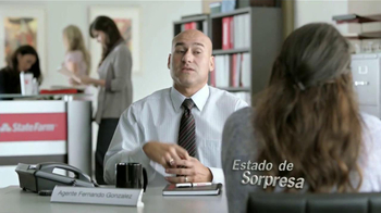 State Farm TV Spot, 'Estado de Sorpresa' Con Carlos Ponce [Spanish] - Thumbnail 1