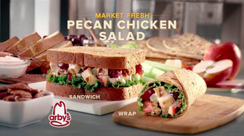 Arby's Market Fresh Pecan Chicken Salad TV Spot - Thumbnail 10
