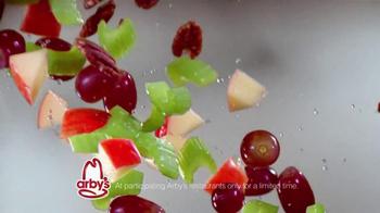 Arby's Market Fresh Pecan Chicken Salad TV Spot - Thumbnail 6
