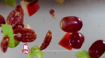 Arby's Market Fresh Pecan Chicken Salad TV Spot - Thumbnail 7